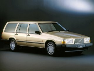 Volvo 740 1984-1992